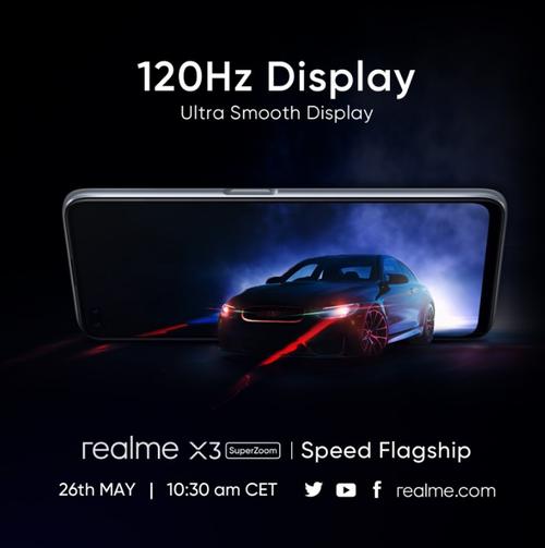 Realme X3 SuperZoom/fot. Realme