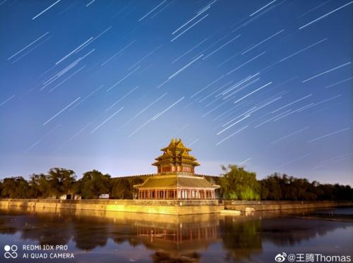 Zdjęcie wykonane przy pomocy Redmi 10X/fot. Weibo