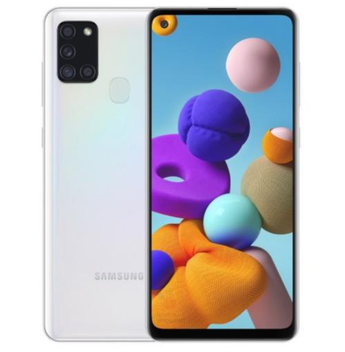 Samsung Galaxy A21s/fot. GSMarena