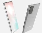 Jeśli to będzie Galaxy Note 20, to Samsung całkowicie stanął w miejscu