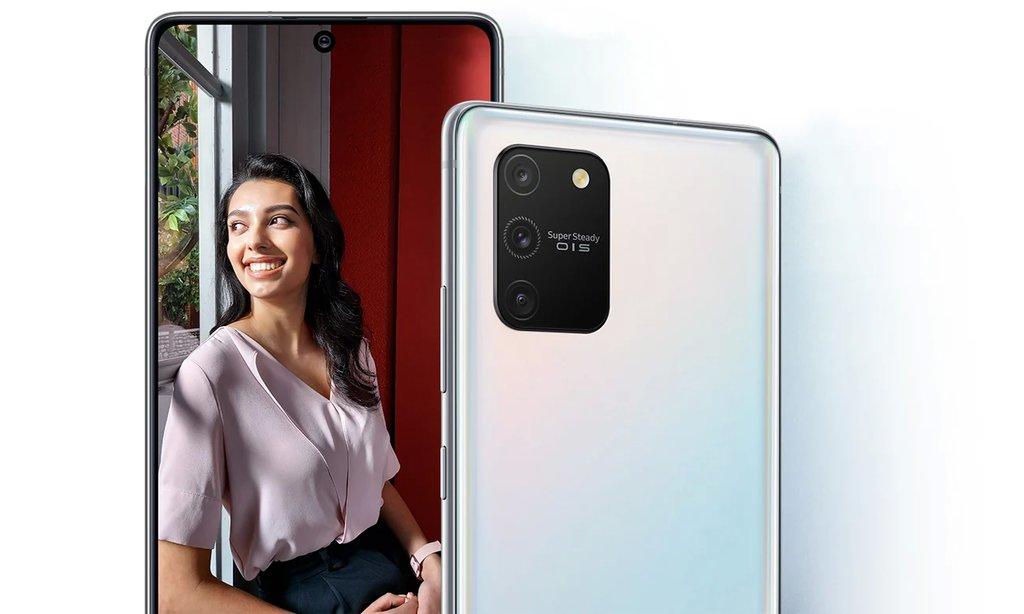 Galaxy S10 Lite / fot. Samsung