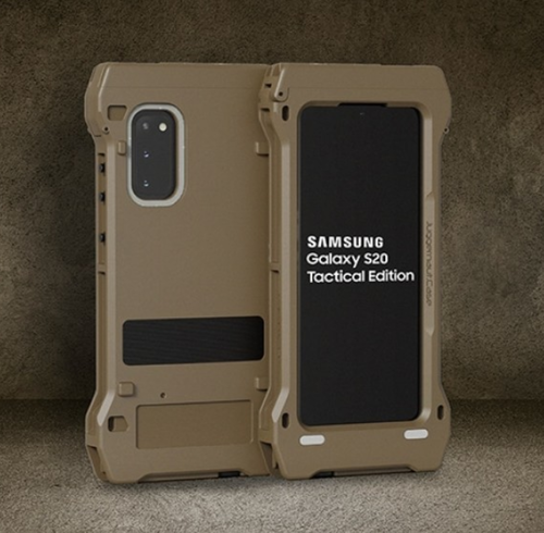 Samsung Galaxy S20 Tactical Edition/fot. Samsung