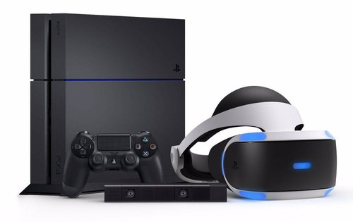 fot. Gogle PlayStation VR / mat. partnera