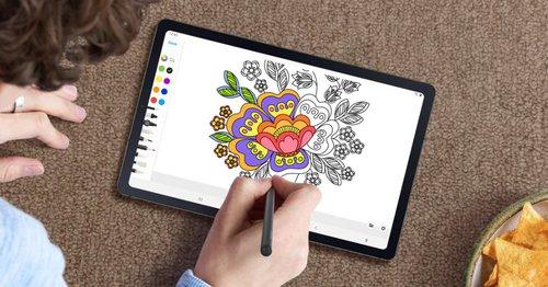 Galaxy Tab S6 Lite / fot. Samsung