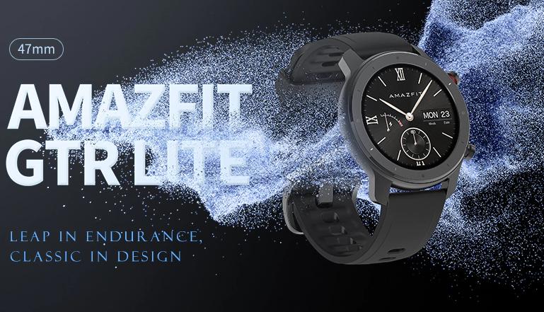 Amazfit GTR Lite