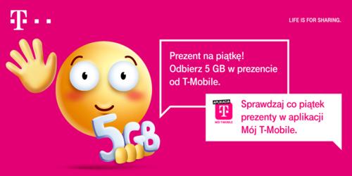 Darmowe GB w T-Mobile