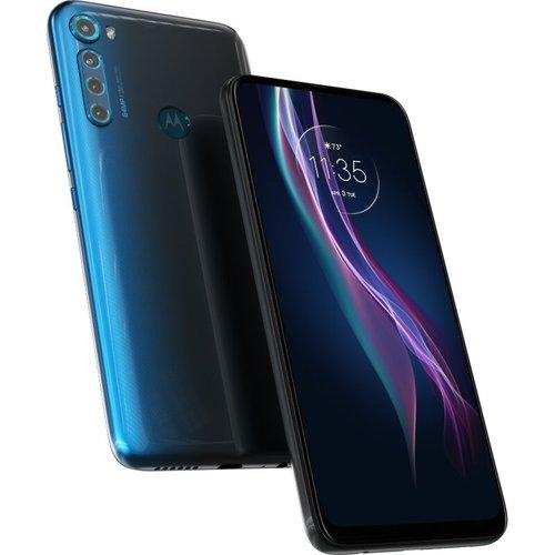 Grafika nie pozwala w 100% stwierdzić, czy Motorola One Fusion+ dostanie ekran z dziurką czy też kamerka selfie zostanie przeniesiona na wysuwany element / fot. XDA