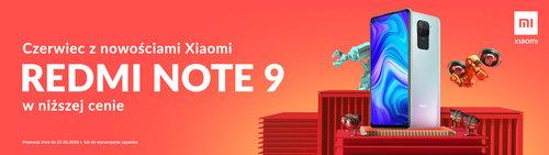 Redmi Note 9 w nowej, niższej cenie/fot. Xiaomi