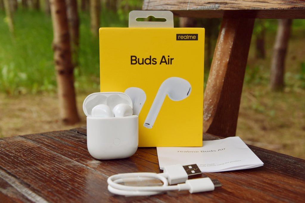 Realme Buds Air / fot. techManiaK