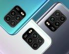 Tak prezentuje się aparat tańszego Xiaomi Mi 11. Od cyferek aż boli głowa