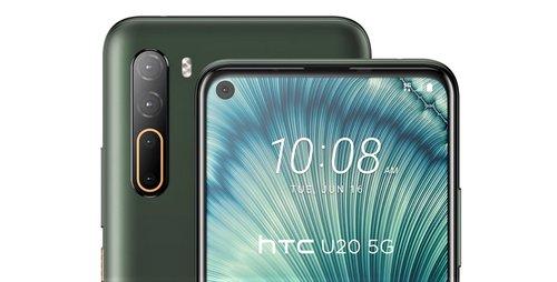 HTC U20 5G / fot. producenta