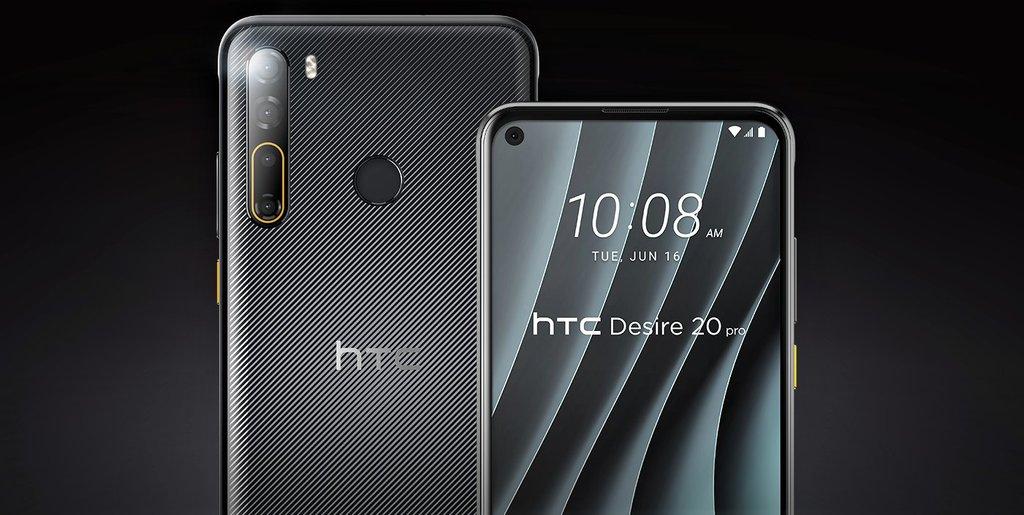 HTC Desire 20 Pro / fot. producenta