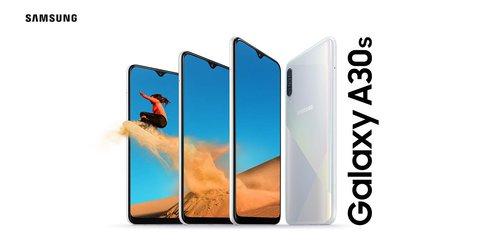 Samsung Galaxy A30s / fot. producenta