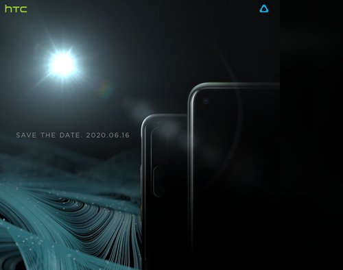 HTC Desire 20 Pro/fot. HTC