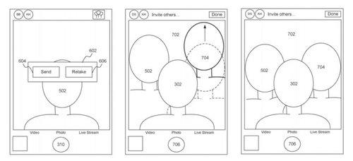 Patent Apple pozwalający na wykonywanie zbiorowych zdjęć z bokeh/fot. PhoneArena
