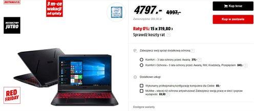 laptop promocja