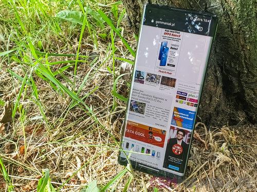 Motorola Edge / fot. gsmManiaK
