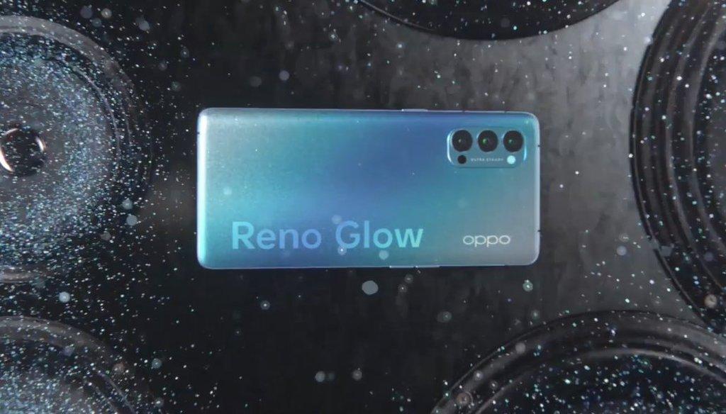 Oppo Reno 4/fot. Oppo