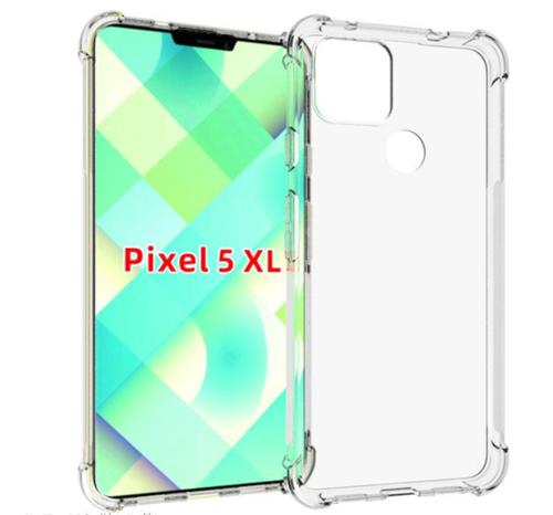 Google Pixel 5 XL/fot. SlashLeaks