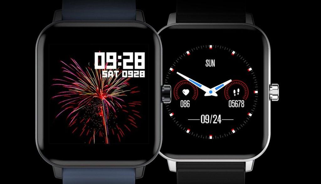 Tani smartwatch z IP68 w dobrej promocji/ fot. GearBest