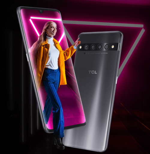 TCL 10 Pro/fot. TCL