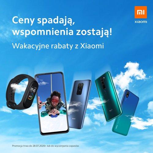 Wakacyjna promocja Xiaomi Polska