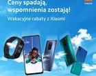 Wakacyjne promocje Xiaomi: fajne smartfony i hitowy Mi Band 4 w niższych cenach!
