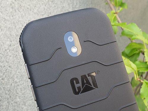 CAT S42 / fot. gsmManiaK.pl