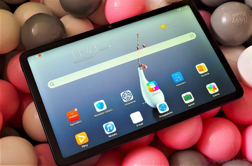 Huawei MatePad / fot. gsmManiaK.pl