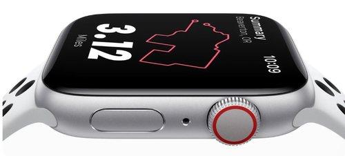 Apple Watch 5 Nike / fot. Apple