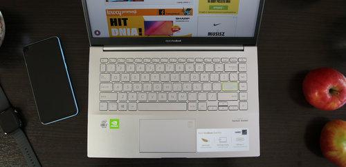 Asus VivoBook S14 / fot. gsmManiaK