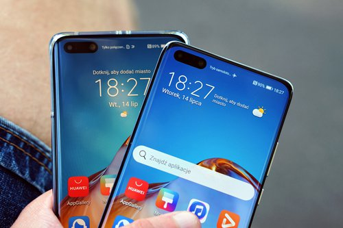 Huawei P40 Pro i P40 Pro Plus/fot. gsmManiaK.pl