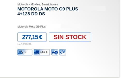 Cena Moto G9 Plus / fot. Sudhanshu