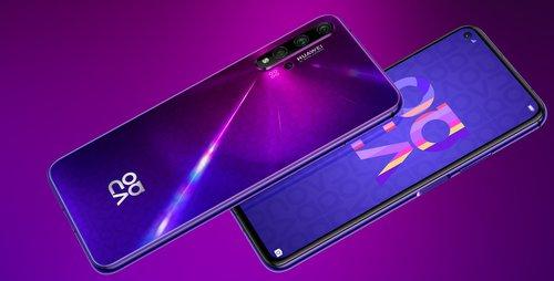 Huawei Nova 5T / fot. producenta