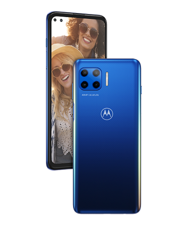 Motorola G 5G Plus/fot. Motorola