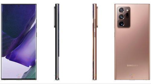 Samsung Galaxy Note 20 Ultra / fot. WinFuture