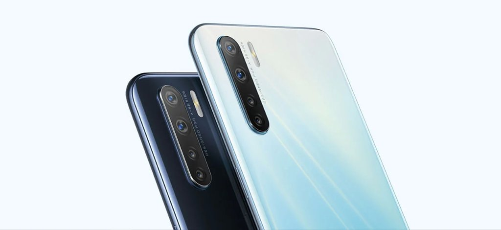 OPPO A91 / fot. producenta