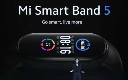 Xiaomi Mi Smart Band 5 mi band 5