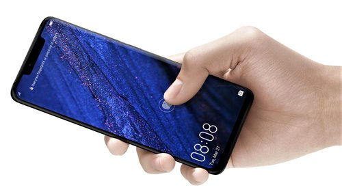 Huawei Mate 20 Pro / fot. producenta