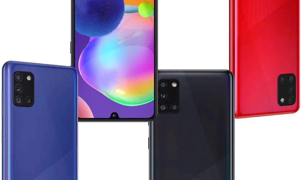 Samsung Galaxy A31 / fot. producenta