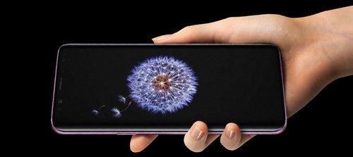 Samsung Galaxy S9+ / fot. producenta