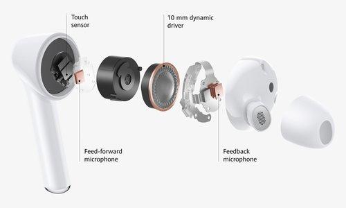 Huawei FreeBuds 3i / fot. Huawei