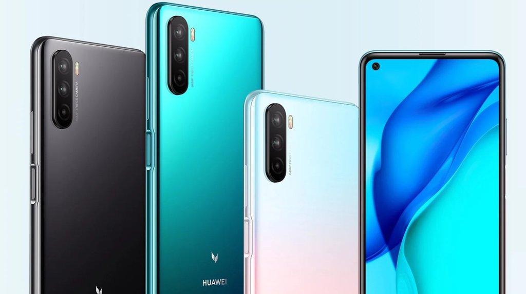 Huawei Maimang 9 5G/fot. Huawei