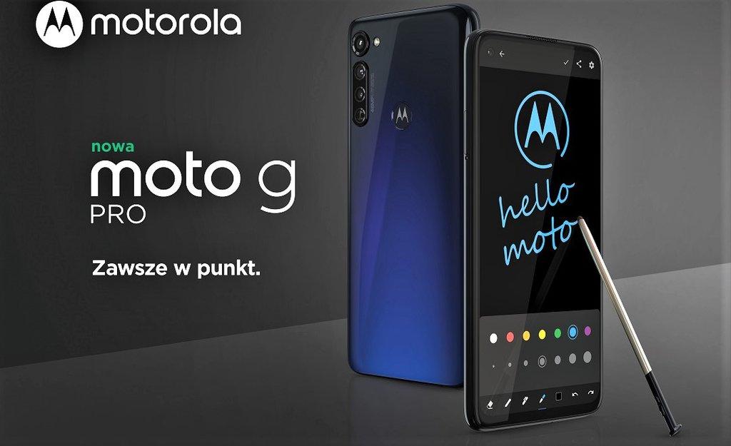 Motorola Moto G Pro / fot. producenta