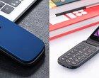 myPhone  zaprezentował dwa tanie telefony z klapką - Rumba 2 i Twist 2