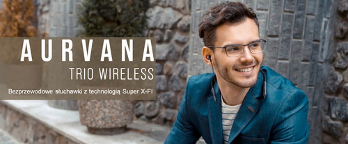 Creative Aurvana Trio Wireless / fot. Creative