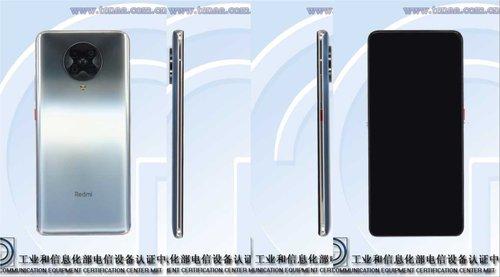 Xiaomi Redmi K30 Ultra / fot. TENAA
