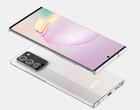 Samsung Galaxy Note 20+ pozuje na pewnych renderach. Wygląda zaskakująco... ładnie