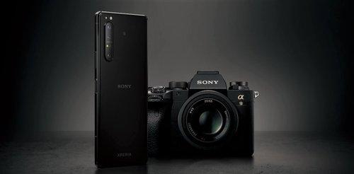Sony Xperia 1 II / fot. producenta