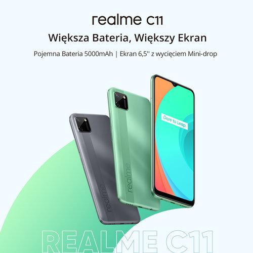 Realme C11 / fot. producenta